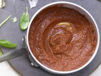 Kochbuch für getrocknete Tomaten