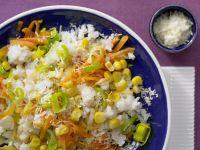 Quick Vegetable Risotto recipe