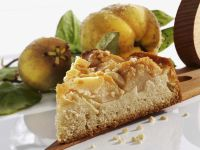 Quince Cake recipe