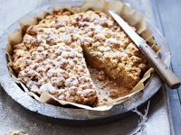 Quince Streusel Tart recipe