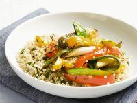 Quinoa Bowl with Veggies recipe