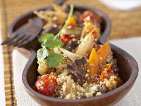 Quinoa Bowls with Steak recipe
