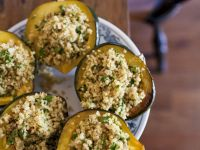 Quinoa-stuffed Squash recipe