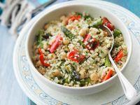 Quinoa with Vegetables recipe