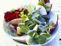 Rabbit Fillet with Lettuce