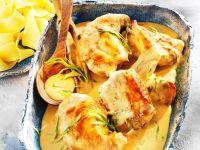 Rabbit in a Creamy Mustard Sauce recipe