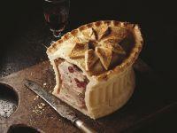 Rabbit Pie recipe