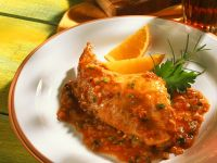 Rabbit Stew with Tomato Sauce recipe