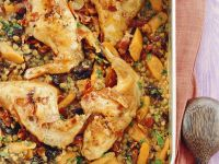 Rabbit with Lentils recipe