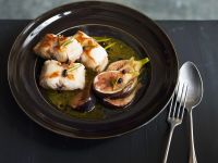 Rabbit with Rosemary  and Figs recipe