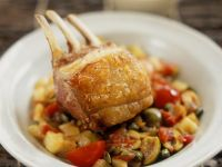 Italian-style Lamb Dinner recipe