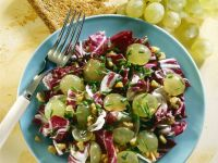 Radicchio and Grape Salad recipe