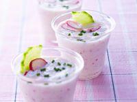 Radish and Cucumber Smoothie recipe
