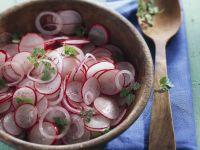 Radish and Onion Salad recipe