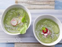 Radish and Potato Soup recipe