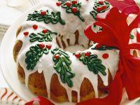 Festive Bundt Cake recipe