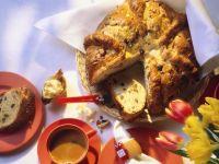 Raisin and Nut Yeast Bread recipe