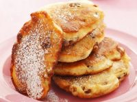 Raisin Pancakes recipe