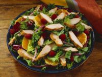 Raspberry and Chicken Salad recipe
