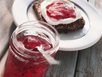 Raspberry and Red Currant Jam recipe