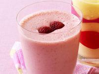 Raspberry-Buttermilk Shake