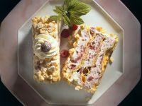 Raspberry Cake Castle recipe