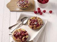 Raspberry Clafoutis recipe