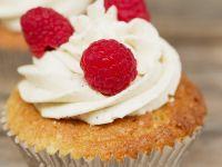Raspberry Cupcakes with Vanilla Buttercream recipe