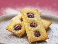Raspberry Financiers recipe