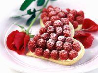 Raspberry Heart Cookies recipe