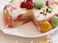 Raspberry Ice Cream Cake recipe