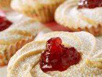 Raspberry Jam Cakes recipe