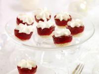 Raspberry Jelly Fancies recipe