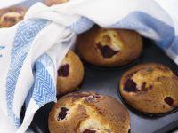 Raspberry Muffins recipe
