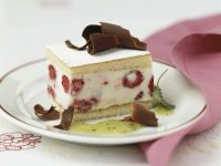 Raspberry Slice recipe
