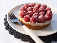 Raspberry Tartlets recipe