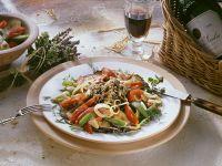 Ratatouille with Wild Rice recipe