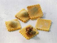 Ravioli with Meat Filling recipe