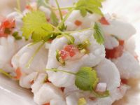 Raw Fish Ceviche recipe