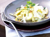 Raw Fruit and Chicory Plate recipe