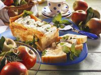 Rectangular Apple Pie recipe