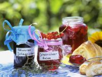 Red and Black Currant Jelly recipe