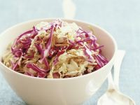 Red and White Coleslaw recipe