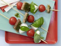 Red and White Skewers