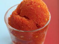 Red Bell Pepper Sorbet recipe