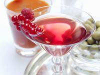 Red Berry Cordial recipe