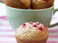 Red Berry Mini Cakes recipe