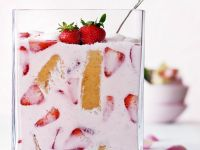 Red Berry Trifle Pudding recipe