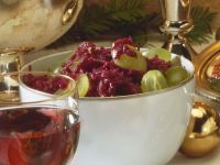Red Cabbage and Apple Dish recipe