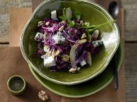 Red Cabbage and Pear Salad recipe